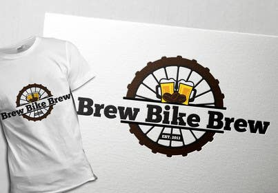 #15 for Design a Logo for Brew Bike Brew af SergiuDorin