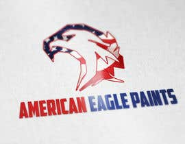 #9 cho Design a Logo for AMERICAN EAGLE PAINTS bởi LogoFreelancers