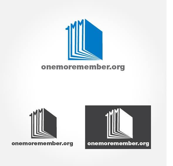 Penyertaan Peraduan #173 untuk Logo Design for One More Member (onemoremember.org)