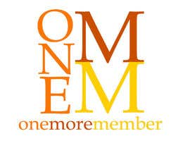 nº 66 pour Logo Design for One More Member (onemoremember.org) par Adriaticus