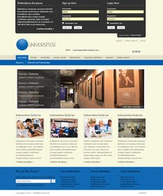 zicmedia tarafından Design a Website Mockup for  Education Center için no 21