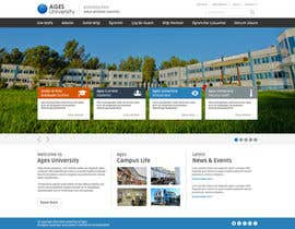 geniedesignssl tarafından Design a Website Mockup for  Education Center için no 5