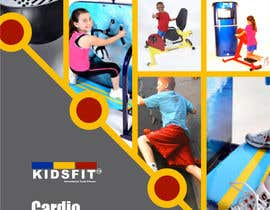 nº 17 pour KidsFit Brochure making and Catalogue redesigning par barinix