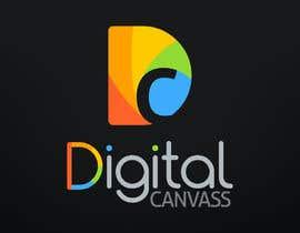 JedBiliran tarafından Digital Canvass Logo için no 6