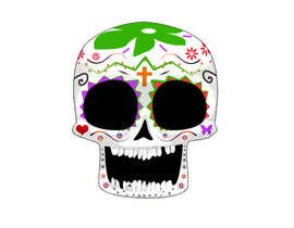 #46 untuk Day of the Dead - Sugar Skull Design / Cartoon / Illustration oleh Dragoljub