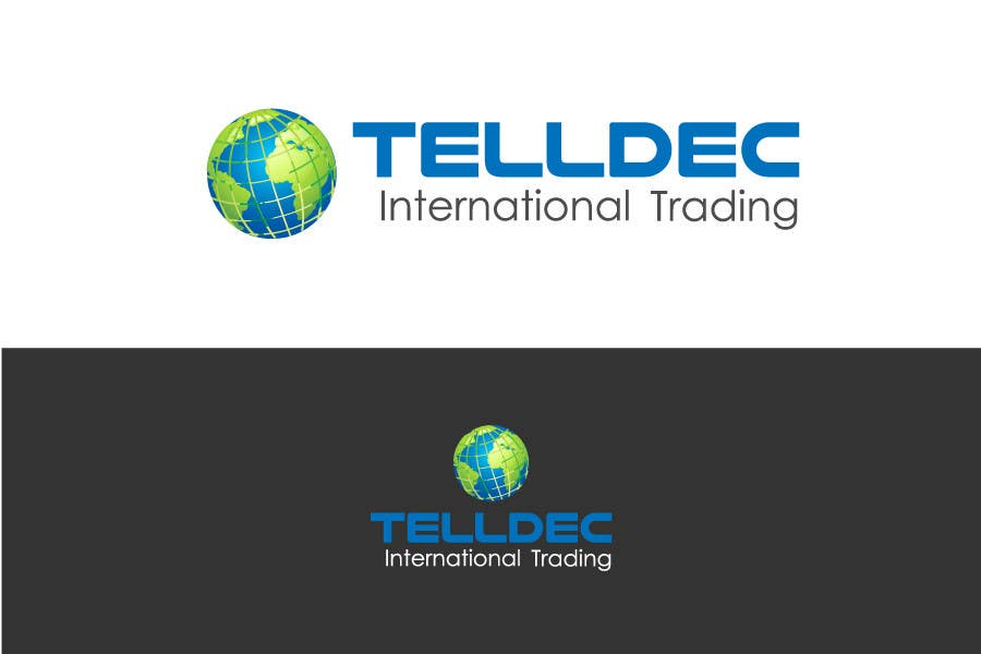 Design a Logo for an International Trading Company ...