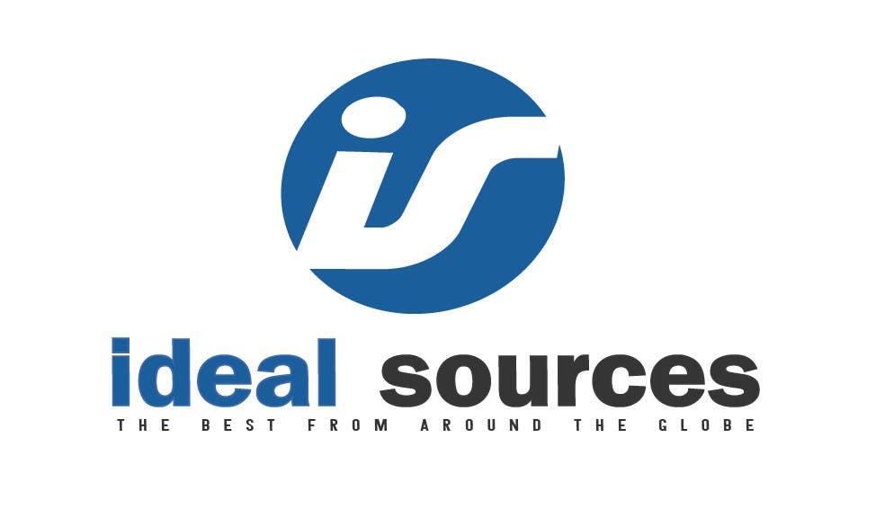 Kilpailutyö #25 kilpailussa Logo Design for ideal sources