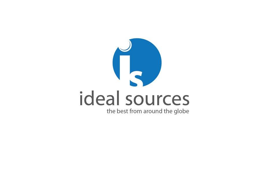 Penyertaan Peraduan #                                        90                                      untuk                                         Logo Design for ideal sources