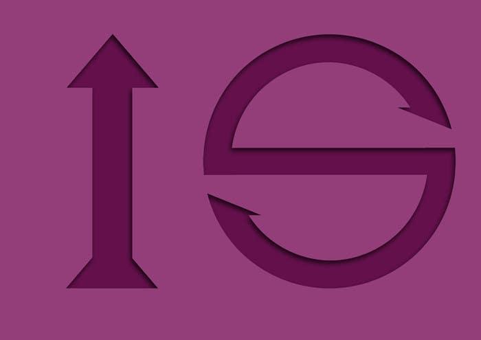 Penyertaan Peraduan #                                        1                                      untuk                                         Logo Design for ideal sources