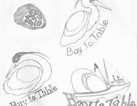 Nro 3 kilpailuun Design a Logo for Oyster Business käyttäjältä Crystaliumjmc