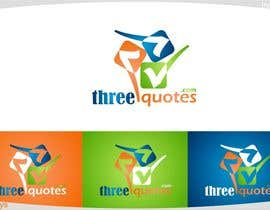 #111 cho Logo Design for For a business that allows consumers to get 3 quotes from service providers bởi innovys