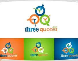 #113 untuk Logo Design for For a business that allows consumers to get 3 quotes from service providers oleh innovys