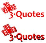 Graphic Design Entri Peraduan #9 for Logo Design for For a business that allows consumers to get 3 quotes from service providers