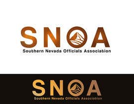 #33 untuk Design a Logo for Southern Nevada Officials Association oleh inspirativ