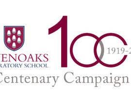 Nro 4 kilpailuun Sevenoaks Prep Centenary Campaign - logo käyttäjältä tatopelayo
