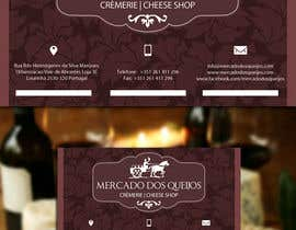nº 31 pour CREATE A CARD TO OUR CHEESE SHOP par annahavana
