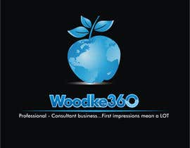 #20 for business named Woodke360 by shobbypillai