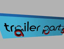 #11 for Design a Logo for Aus Trailer Parts by gazonula