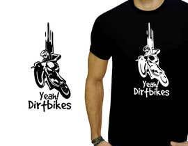 Nro 15 kilpailuun Design a Logo for Dirt bike/Motocross company käyttäjältä zapanzajelo