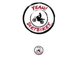 nº 121 pour Design a Logo for Dirt bike/Motocross company par itrebilco