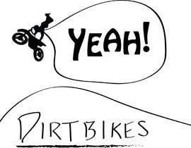Nro 13 kilpailuun Design a Logo for Dirt bike/Motocross company käyttäjältä aarondordi