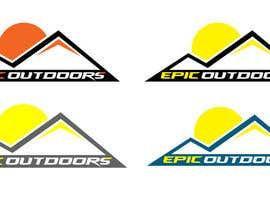 #33 para Design a Logo for  Epic Outdoors       (Clothing) por kingryanrobles22