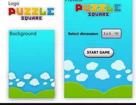 #13 para Re-Design an App - Puzzle Square por dirav