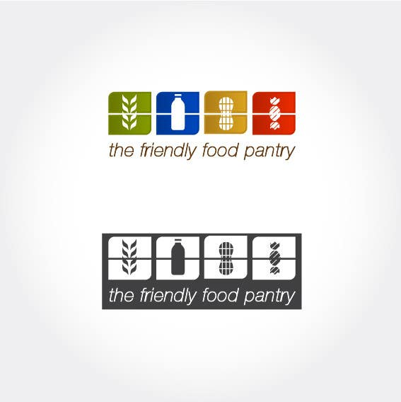 Konkurrenceindlæg #                                        319                                      for                                         Logo Design for The Friendly Food Pantry