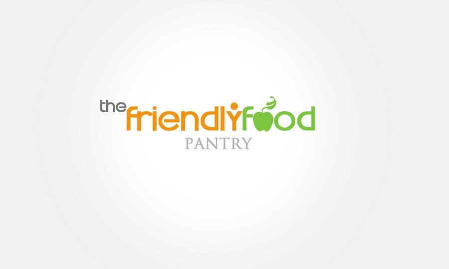 Konkurrenceindlæg #                                        82                                      for                                         Logo Design for The Friendly Food Pantry