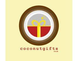 wtrinidad tarafından Design a Logo for CoconutGifts.co.uk için no 27