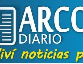 Nro 19 kilpailuun Crear logo para portal de noticias alegres käyttäjältä cro575871f4aa8a2