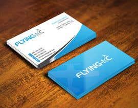 Nro 60 kilpailuun Design some Business Cards for Aviation Company käyttäjältä Kamrunnaher20