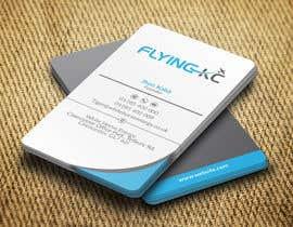 Nro 151 kilpailuun Design some Business Cards for Aviation Company käyttäjältä BikashBapon