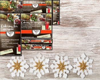 Dreamfocus tarafından Design the same banner in 6 sizes için no 4