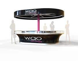 Nro 3 kilpailuun Design a Point of Sale Kiosk for a Jewelry brand mid-price käyttäjältä Lawrence2Design