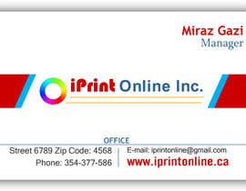 nº 35 pour Logo and Business Card par Mirazgazi2013