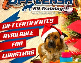 #10 para Design a Facebook Photo For Xmas Gift Certificates por dhido