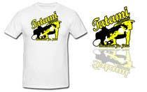 T-shirt Design for Tatami Fightwear Ltd için Graphic Design21 No.lu Yarışma Girdisi