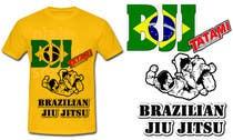 T-shirt Design for Tatami Fightwear Ltd için Graphic Design6 No.lu Yarışma Girdisi
