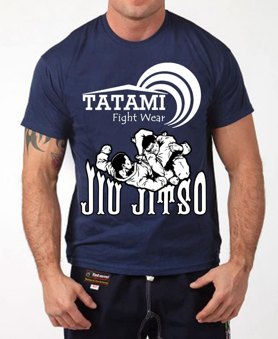 Contest Entry #50 for T-shirt Design for Tatami Fightwear Ltd