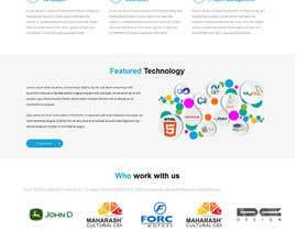 mayurishinde019 tarafından Build a Website - Network / IT Consulting Company için no 48