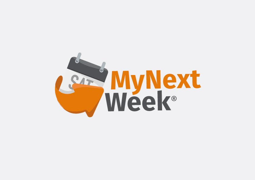 #41 for Design a Logo for MyNextWeek by gabrielmirandha