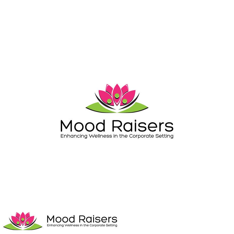 #36 for Design a Logo for Moodraisers by crossartdesign