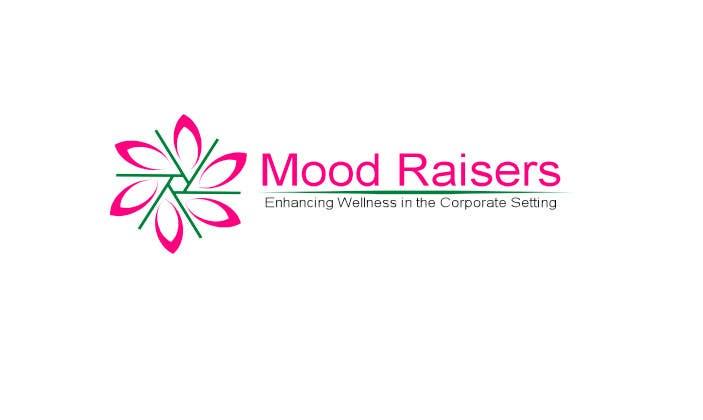 #75 for Design a Logo for Moodraisers by irinaaaoanaaa