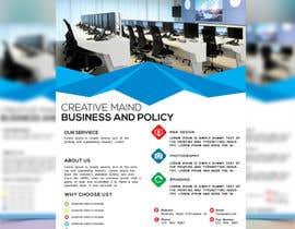 Nro 18 kilpailuun Design a Flyer käyttäjältä bakhtear05