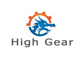 #33 para Design a Logo for High Gear por nextstep789123