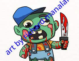 #21 para Need a fun zombie created por bhorghee