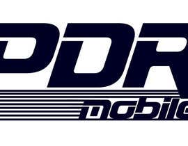 #127 for Design a Logo for PDR Mobile af mihaicristian82