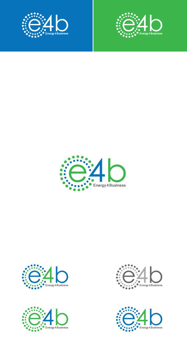 #343 for Design a Logo for e4b by themoongraphics1