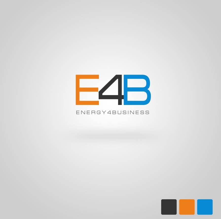 #109 for Design a Logo for e4b by pixelke